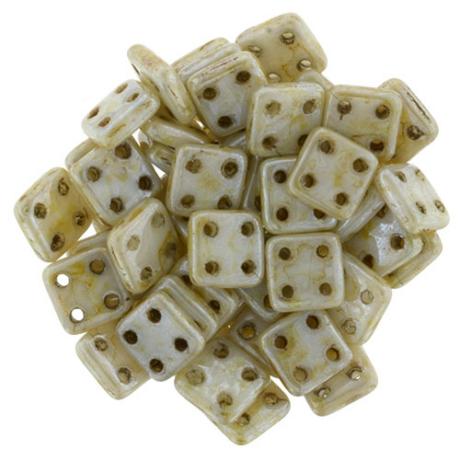 Quadratile, 65401AL Opak lüszter picasso, 5 g