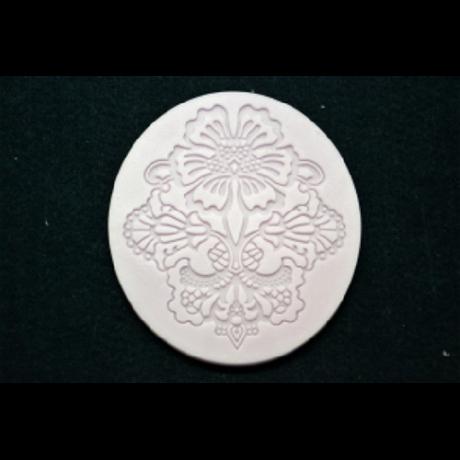 Marcipán/fondant mintázó, szilikon, csipketerítő virág