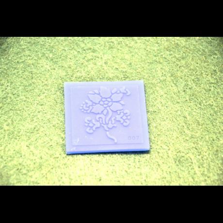 Marcipán/fondant mintázó, szilikon, lap harangvirág