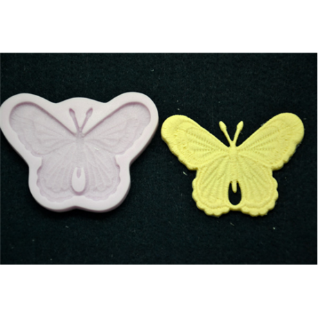 Marcipán/fondant mintázó szilikon pillangó