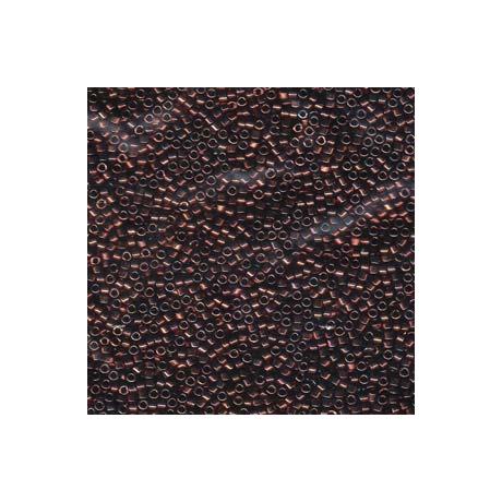 Miyuki Delica 11/0, Irizált metálarany, 5 g
