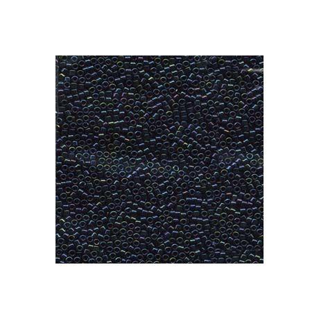 Miyuki Delica 11/0, Kék irizáló, 5 g