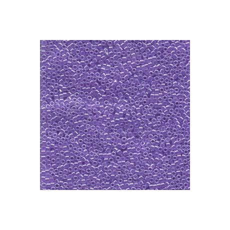 Miyuki Delica 11/0, Bíbor közepű kristály lüszter, 5 g