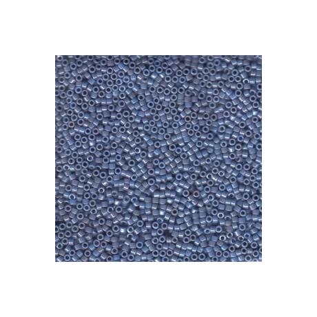 Miyuki Delica 11/0, Opak farmerkék lüszter, 5 g