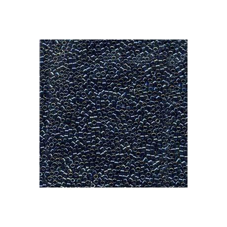Miyuki Delica 11/0, Irizáló ólom, 5 g