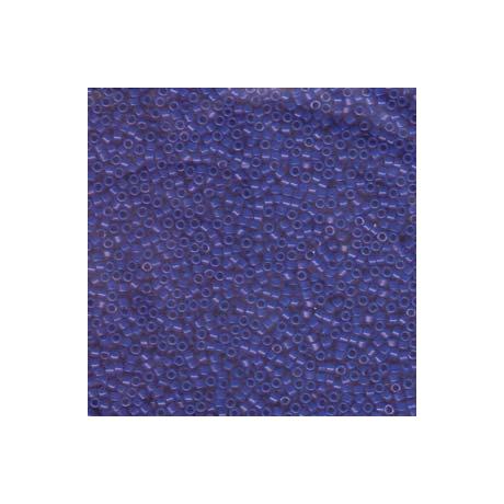 Miyuki Delica 11/0, Opak sötét kék, 5 g