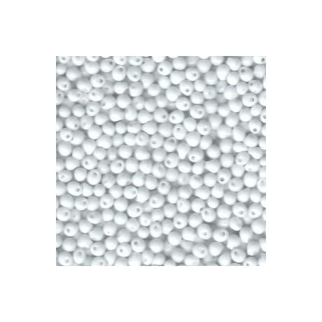 Miyuki Drop 3,4 mm   DP-9402  Opak fehér  5g