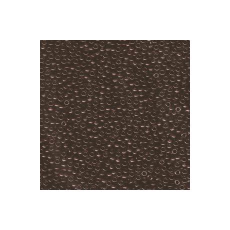 Miyuki kásagyöngy 11/0  11-9135  Átlátszó barna  5g