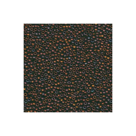 Miyuki kásagyöngy 11/0  11-92005  Metál réz irizáló  5 g