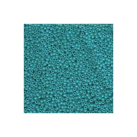 Miyuki kásagyöngy 11/0  11-92050  Merítve festett világos türkiz*  5g