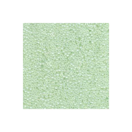 Miyuki kásagyöngy 11/0  11-9371  Extra halvány zöld  5g