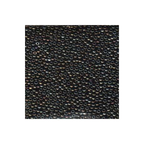 Miyuki kásagyöngy 11/0  11-9458  Metal irizáló barna  5g