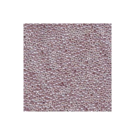 Miyuki kásagyöngy 11/0  11-9542  Világos ametiszt ceylon  5 g