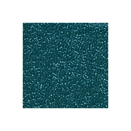 Miyuki kásagyöngy 15/0  15-91424  Ezüstközepű kékeszöld*  5g