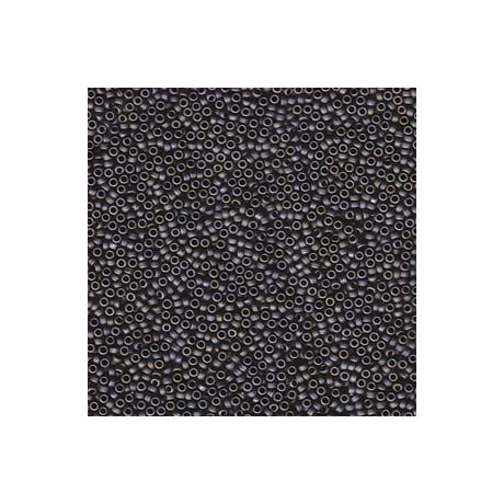 Miyuki kásagyöngy 15/0  15-92002  Matt metál ezüstszürke  5g