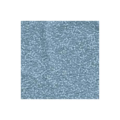 Miyuki kásagyöngy 15/0  15-92205  Színezett közepű világos kék AB  5g