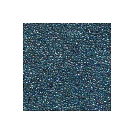 Miyuki kásagyöngy 15/0  15-9339  Színezett közepű kék AB  5g