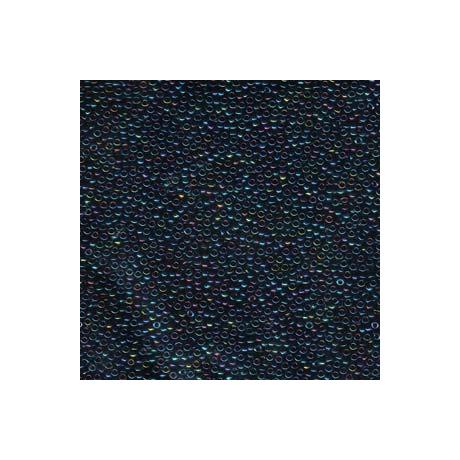 Miyuki kásagyöngy 15/0  15-9452  Metál kék irizáló  5g
