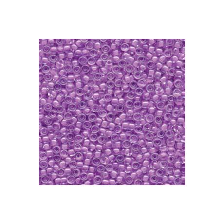 Miyuki kásagyöngy 8/0   8-9222  Orchidea közepű kristály  5g