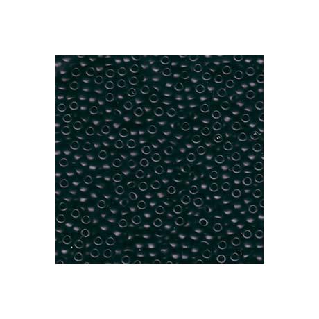 Miyuki kásagyöngy 8/0   8-9401  Opak fekete  5g