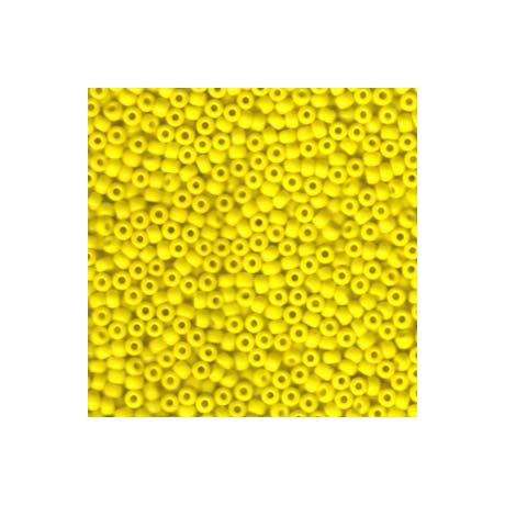 Miyuki kásagyöngy 8/0   8-9404  Opak sárga  5g