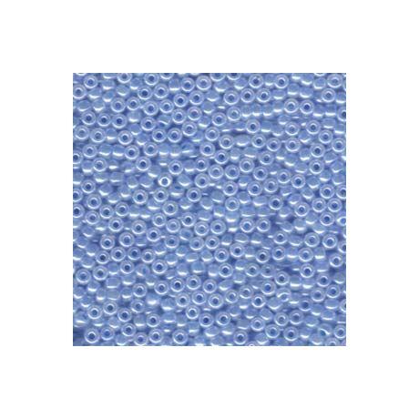 Miyuki kásagyöngy 8/0   8-9524 Világos kék ceylon 5 g