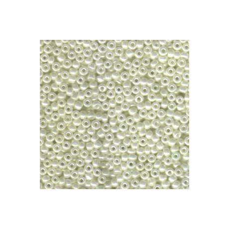 Miyuki kásagyöngy 8/0   8-9591 Igazgyöngy ceylon 5 g