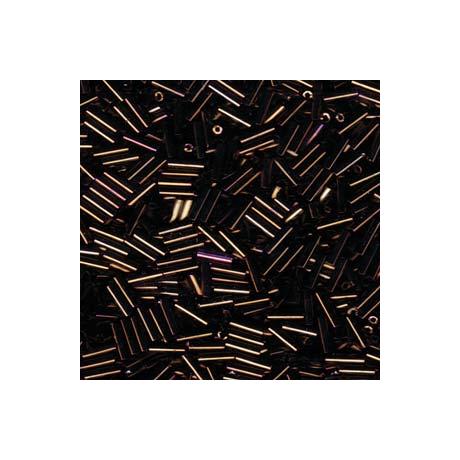 Miyuki szalmagyöngy 6mm  BGL2-9458  Metál barna irizáló  5g