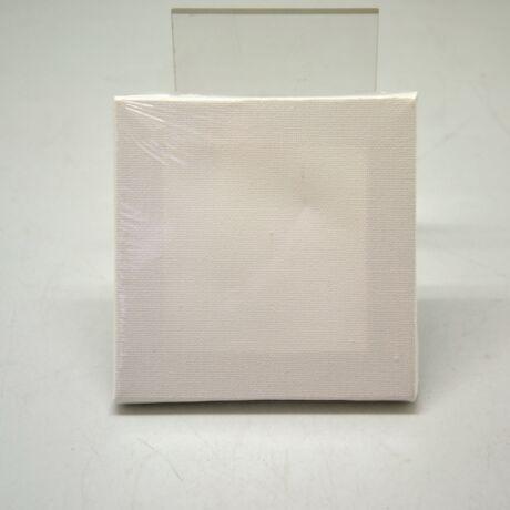 Feszített vászon mini, 10*10 cm