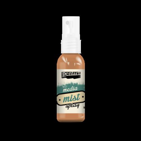 Pentart Média permetfesték spray, vanília, 50 ml