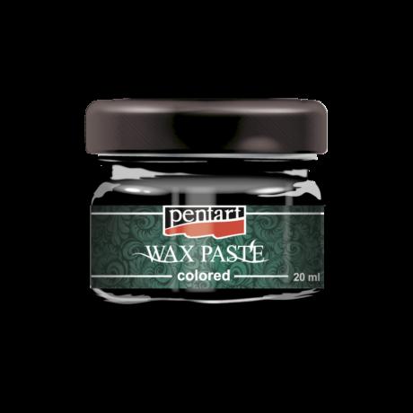 Pentart Színes viaszpaszta, fekete, 20 ml