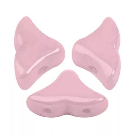 HELIOS 6*10 mm 03000-14494 Opak halvány rózsaszín porcelán 5 g