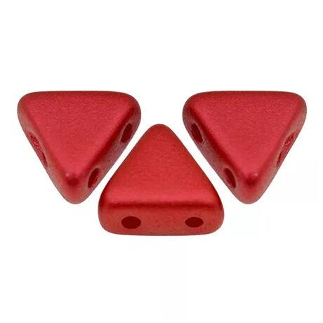 Kheops 6 mm KHP06-03000-01890 Matt metál piros 5 g