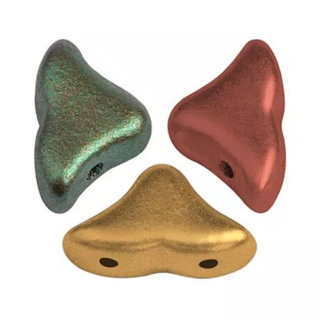 HELIOS 6*10 mm 00030-01620 Metál sárgaarany irizáló 5 g