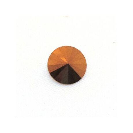 Üvegkristály, bronz parabola, 10 mm, 20 db